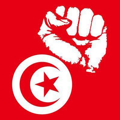 Tunisian Fist c/o unknown